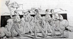 Σαϊτοπόλεμος Καλαμάτας – Μπουλούκια και καπεταναίοι 2019 (video)