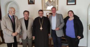 Μ. Αντωνόπουλος: Προτάθηκε η  ίδρυση νέου κοιμητηριού στον Μητροπολίτη Μεσσηνίας κ. Χρυσόστομο