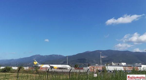 Προβλήματα με τις εγκαταστάσεις του αεροδρομίου Καλαμάτας. Μεγάλη πτώση επισκεπτών με κρουαζιερόπλοια