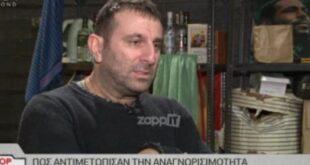Ο Ηλίας Βαλάσης αποκαλύπτει για το survivor: «Ήταν όλοι γuμνοί όλη μέρα και…»