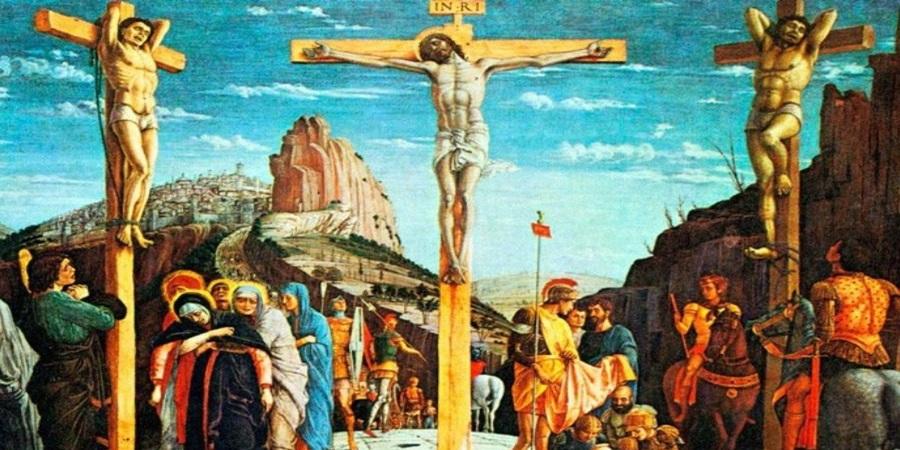 Ποιοι ήταν οι δύο ληστές που σταυρώθηκαν δίπλα στον Ιησού Χριστό 9