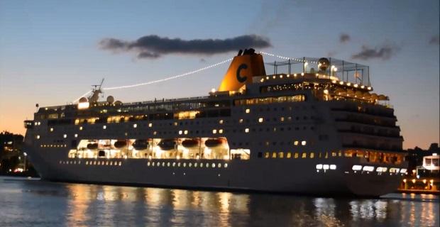 1.167 τουρίστες με το κρουαζιερόπλοιο Costa Neoriviera στην Καλαμάτα! 1