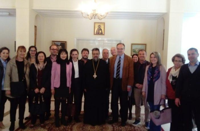 Επίσκεψη Βασίλη Κοσμόπουλου στον Μητροπολίτη Μεσσηνίας 37
