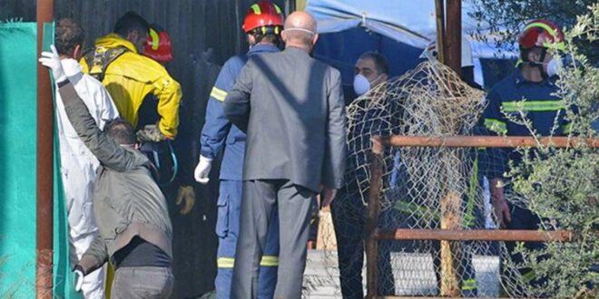 Και άλλα πτώματα στο πηγάδι του μεταλλείου στην Κύπρο