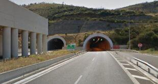 Πελοπόννησος: Κυκλοφοριακές ρυθμίσεις στη σήραγγα Ραψομάτη