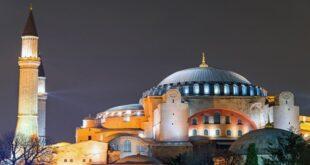 Το μυστικό που έκρυβε η Αγία Σοφία στην Κωνσταντινούπολη