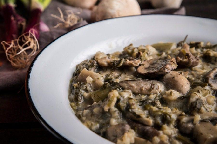 Συνταγή για την πιο τέλεια vegan μαγειρίτσα 1
