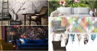 Δημιουργήστε ένα «εντυπωσιακό» δωμάτιο με φωτοταπετσαρίες