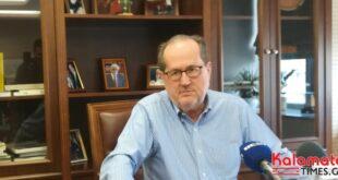 Για παρεξήγηση δηλώσεών ο δήμαρχος Καλαμάτας: Δεν νομίζω ότι έχει μέλλον ο σαϊτοπόλεμος