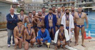 Νικητής ο Ναυτικός Όμιλος Καλαμάτας στο 1ο Τουρνουά Υδατοσφαίρισης του Άργη Καλαμάτας