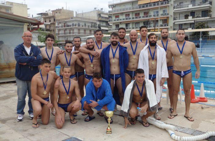 Νικητής ο Ναυτικός Όμιλος Καλαμάτας στο 1ο Τουρνουά Υδατοσφαίρισης του Άργη Καλαμάτας 19