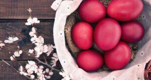 Προσοχή! Μην φας τα κόκκινα αβγά σε αυτήν την περίπτωση!