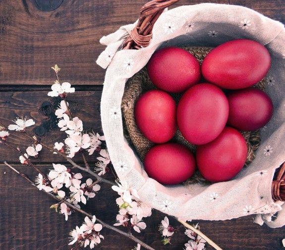 Προσοχή! Μην φας τα κόκκινα αβγά σε αυτήν την περίπτωση! 1