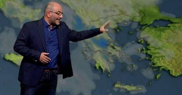 Αρναούτογλου: Αντικυκλώνας «γίγας» αλλάζει άρδην το καιρικό σκηνικό 11