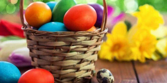 Έκτακτες οδηγίες έβγαλε ο ΕΦΕΤ για τα πασχαλινά αυγά