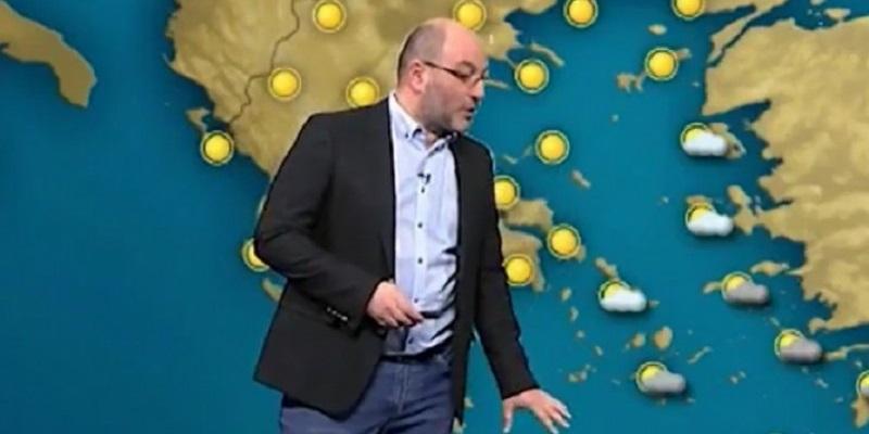 Εκτακτο: Σάκη Αρναούτογλου, με βροχές και καταιγίδες η Ανάσταση! 16
