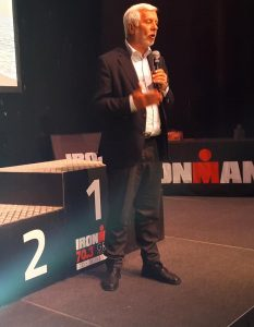 Πέτρος Τατούλης: Η Περιφέρεια Πελοποννήσου έχει εξασφαλίσει τα δικαιώματα του ironman την επόμενη διετία!