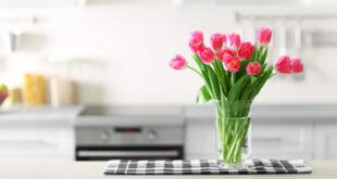 H μαγική συνταγή για να διατηρούνται τα λουλούδια στο βάζο