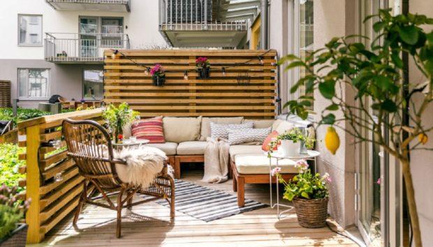 7 Έξυπνες Διακοσμητικές Ιδέες για το Μικρό Αστικό Μπαλκόνι σας 21