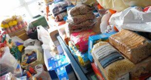 Ελληνικός Ερυθρός Σταυρός Καλαμάτας: Πρόγραμμα συγκέντρωσης τροφίμων