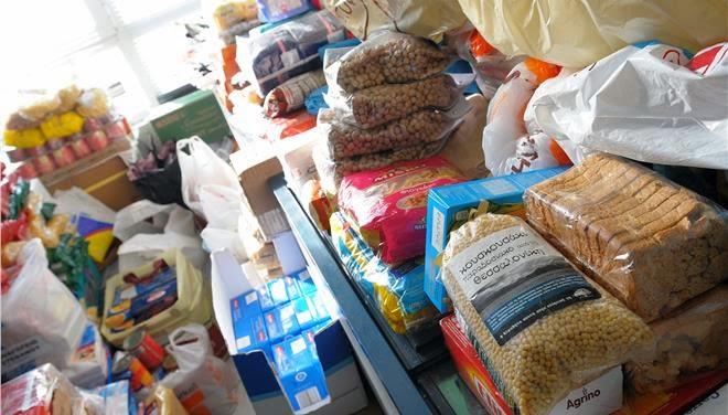 Ελληνικός Ερυθρός Σταυρός Καλαμάτας: Πρόγραμμα συγκέντρωσης τροφίμων 6