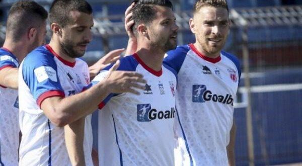 Πανηγυρίζει ο Βόλος: Πήρε την άνοδο για την Super League