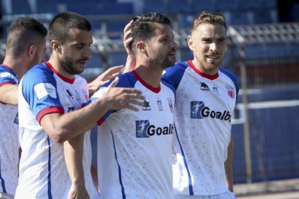 Πανηγυρίζει ο Βόλος: Πήρε την άνοδο για την Super League 8