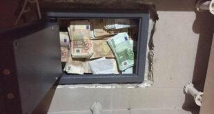 Σύνταγμα: Διάρρηξη με λεία ‑ μαμούθ 500.000 ευρώ!