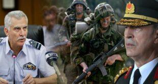 Aρχηγός ΓΕΕΘΑ για τις δηλώσεις Ακάρ: «Αν θέλεις ειρήνη προετοιμάσου για πόλεμο»