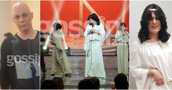 YFSF: «Έκλαψε» το πανελλήνιο με τον Βαγγέλη Παναγόπουλο ως Ελπίδα στη Eurovision (vid) 15
