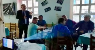 Ενημερώσει για τον «διαβήτη» από τον Παναγιώτη Χαλβατσιώτη στη Βελίκα