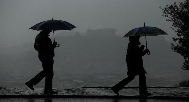 Έκτακτο δελτίο επιδείνωσης - Έρχονται χιόνια, καταιγίδες και θυελλώδεις άνεμοι 21