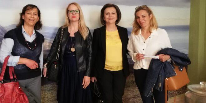 Επίσκεψη της Υφυπουργού Εσωτερικών στην Καλαμάτα