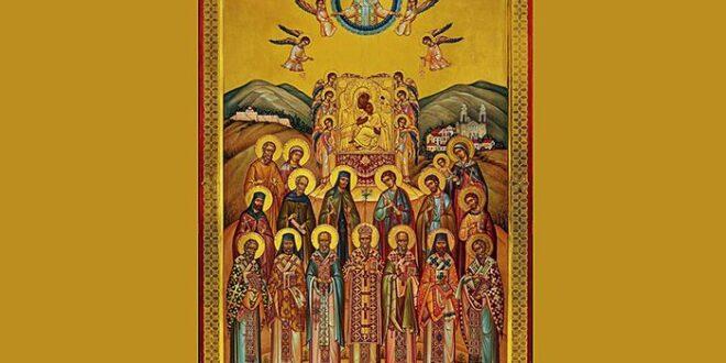 Τους Μεσσηνίους Αγίους θα εορτάσει σήμερα και αύριο στην Καλαμάτα η Ιερά Μητρόπολη Μεσσηνίας
