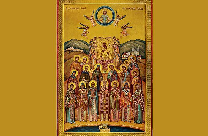 Τους Μεσσηνίους Αγίους θα εορτάσει σήμερα και αύριο στην Καλαμάτα η Ιερά Μητρόπολη Μεσσηνίας 1