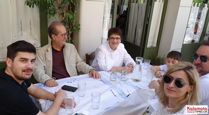 Χαρούμενες οικογενειακές στιγμές για τον Παναγιώτη Νίκα