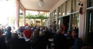 Βασίλης Κοσμόπουλος: Επέσκεψη σε Πήδημα και Αρφαρά!
