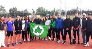 Χάλκινο Μετάλλιο και Προκρίσεις ο Μεσσηνιακός στο Διασυλλογικό Πρωτάθλημα Στίβου Ανδρών/ Γυναικών