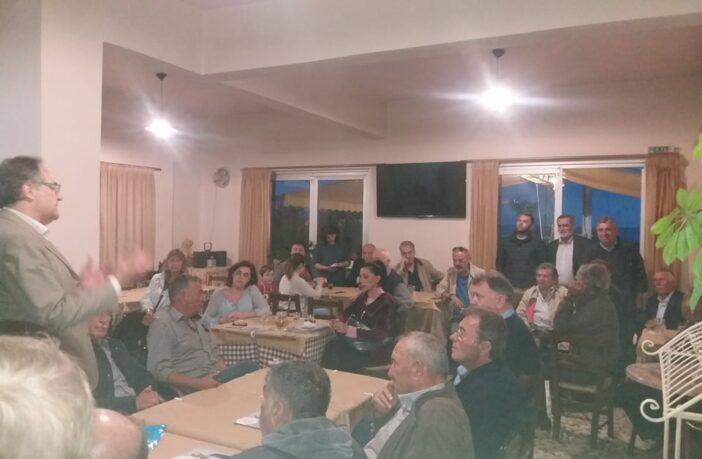 Βασίλης Κοσμόπουλος: Επίσκεψη στον Κορδία!