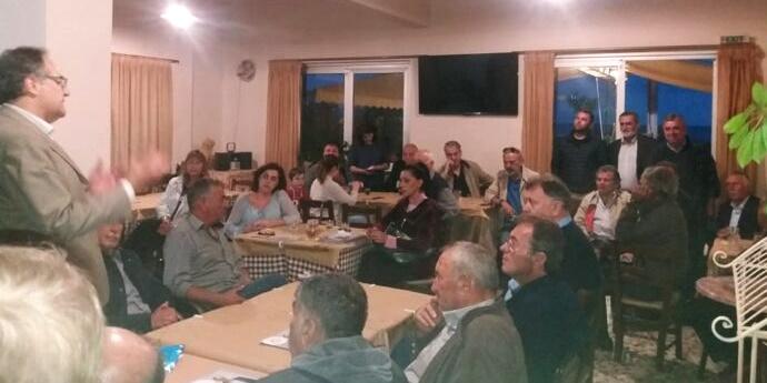 Βασίλης Κοσμόπουλος: Επίσκεψη στον Κορδία! 1