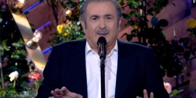 Λάκης Λαζόπουλος για το έθιμο του Σαϊτοπολέμου