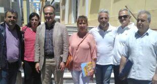 Βασίλης Κοσμόπουλος, δέσμευση για συνεργασία με όλα τα σχήματα της πόλης, που υπηρετούν τον πολιτισμό
