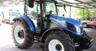 Αυτοκινούμενο σάρωθρο και τρακτέρ για τον Δήμο Καλαμάτας
