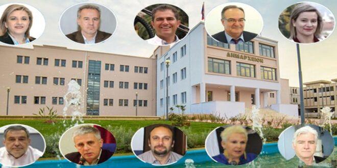 Ποσοστά και έδρες των 10 υποψήφιων δημάρχων Καλαμάτας 16