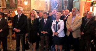 Πέτρος Τατούλης: Στο ιστορικό Ρωμύρι Πυλίας. Χρόνια Πολλά και του χρόνου με υγεία!!!