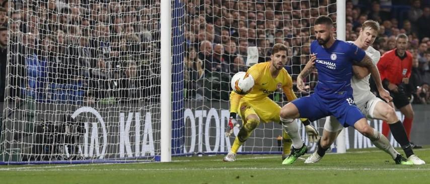 Αγγλικός εμφύλιος και στον τελικό του Europa League. Προκρίθηκε η Τσέλσι 1