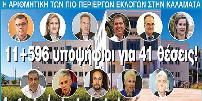 Υποψήφιοι