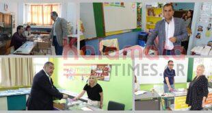 14261436236 310x165 - Ψήφισαν οι υποψήφιοι δήμαρχοι Καλαμάτας