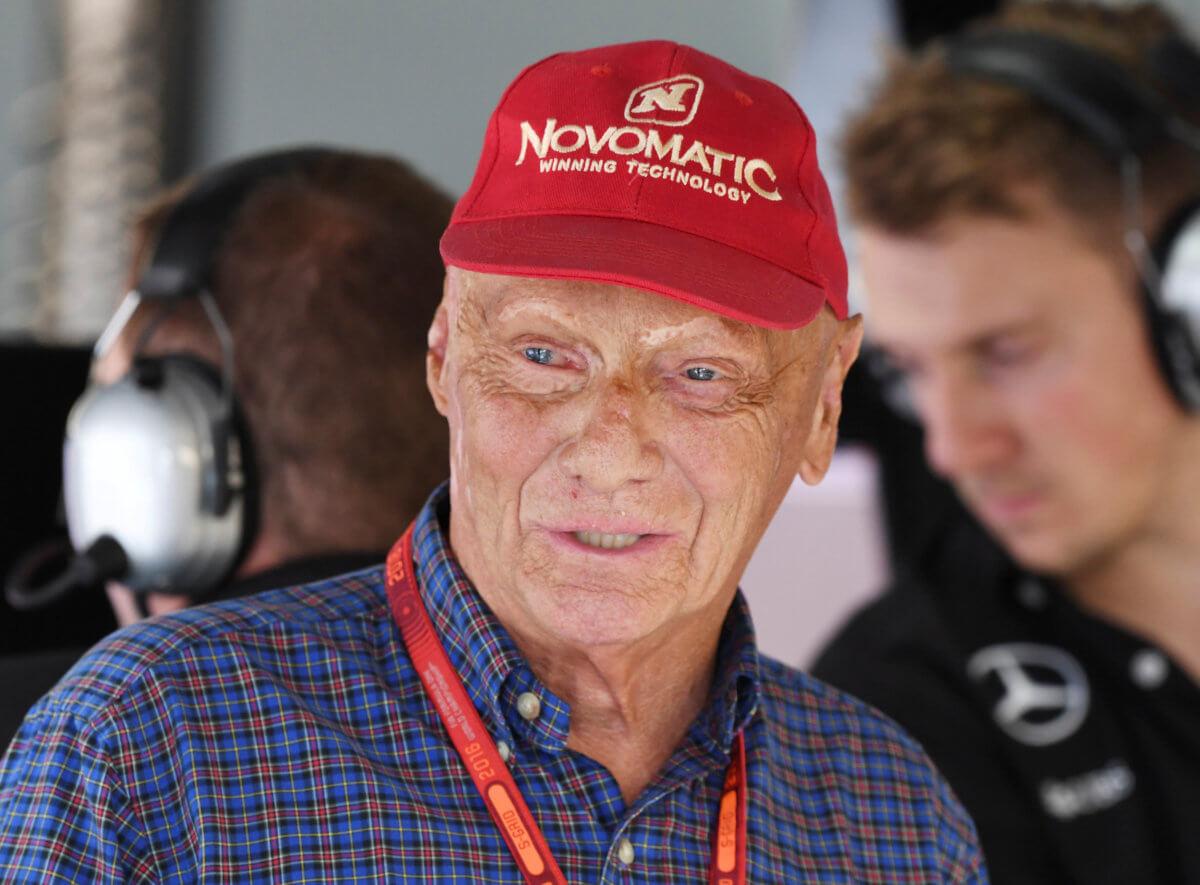 Πέθανε ο Νίκι Λάουντα – Θρήνος για τον θρύλο της Formula 1 22
