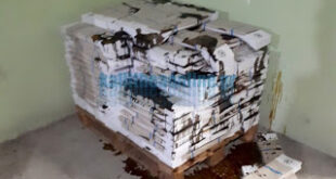Καλλιθέα: Κατέστρεψαν όλα τα ψηφοδέλτια της Χρυσής Αυγής – Τα έλουσαν με Betadine